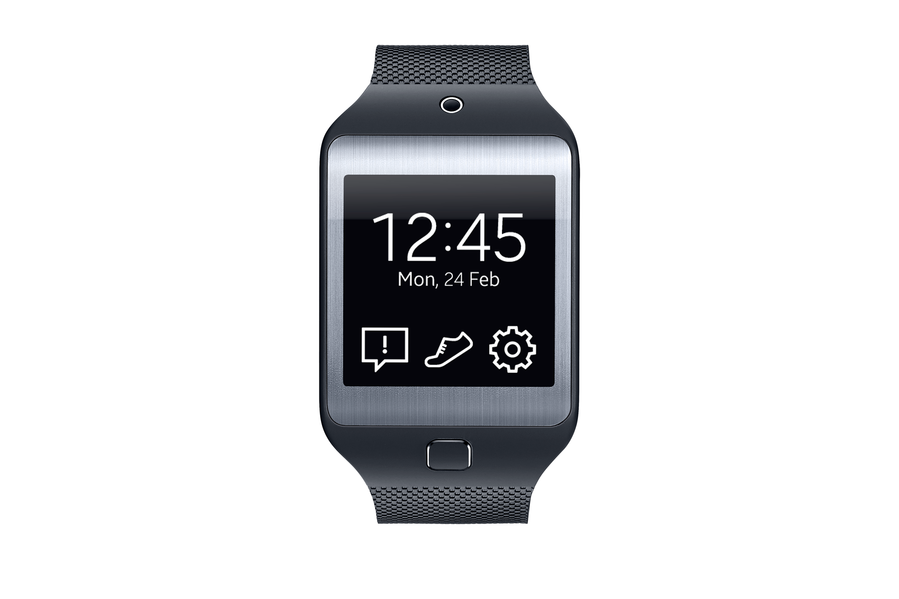 SM-R381 Gear 2 Neo (Charcoal Black)