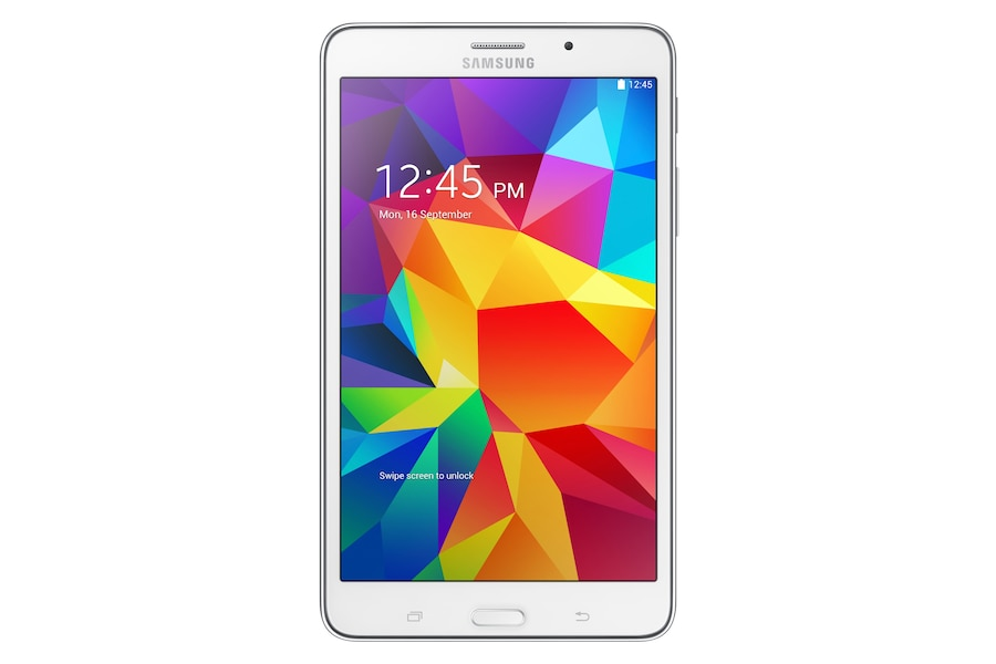 Galaxy Tab 4 (7.0, 4G) T235 Front White