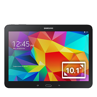 SM-T530 Galaxy Tab 4 10.1 Wi-Fi (Black)