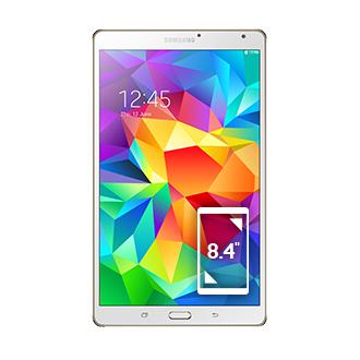 SM-T700 Galaxy Tab S 8.4 Wi-Fi (Dazzling White)