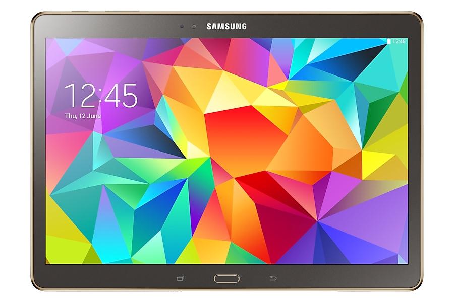 Galaxy Tab S 10.5 4G & Wi-Fi (Titanium Bronze)