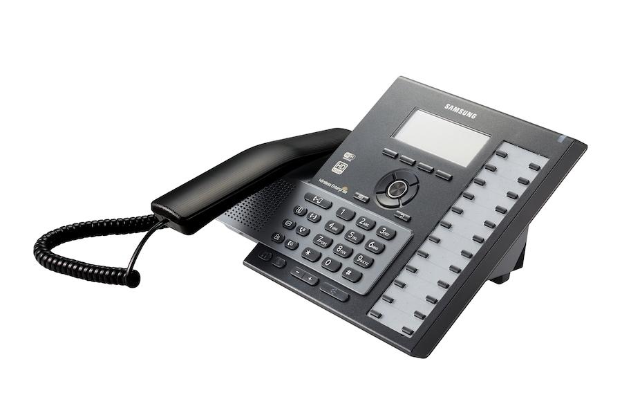 Wireless Deskphone SMT-i6021 I6021K/EUS Right Black