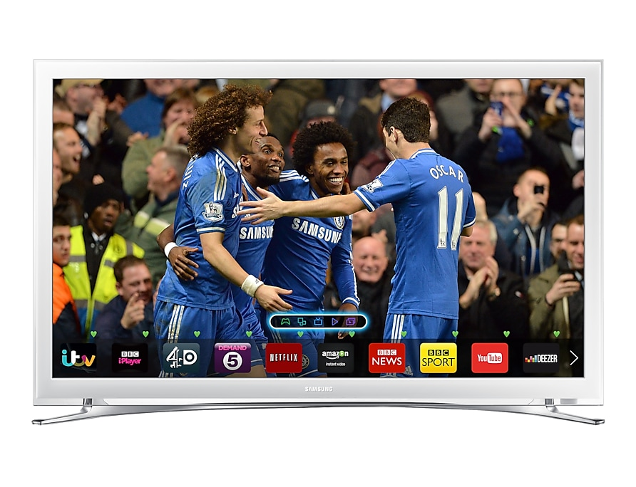 Samsung 32 Inch H4510 Series 4 Smart Hd 1080p Led Tv