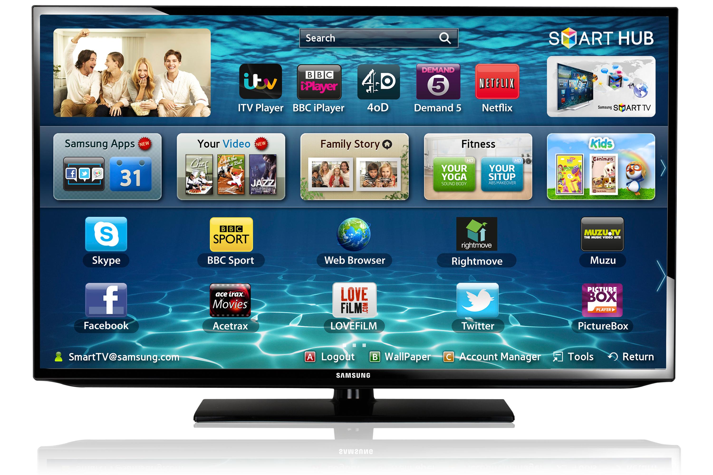 "40"" EH5300 Series 5 SMART Full HD LED TV"
