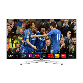 40 H6400 6 Series Flat Full HD Smart 3D LED TV