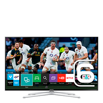 48 H6400 6 Series Flat Full HD Smart 3D LED TV
