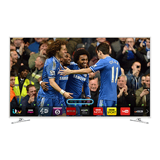 48 H6410 Series 6 Smart 3D Full HD LED TV