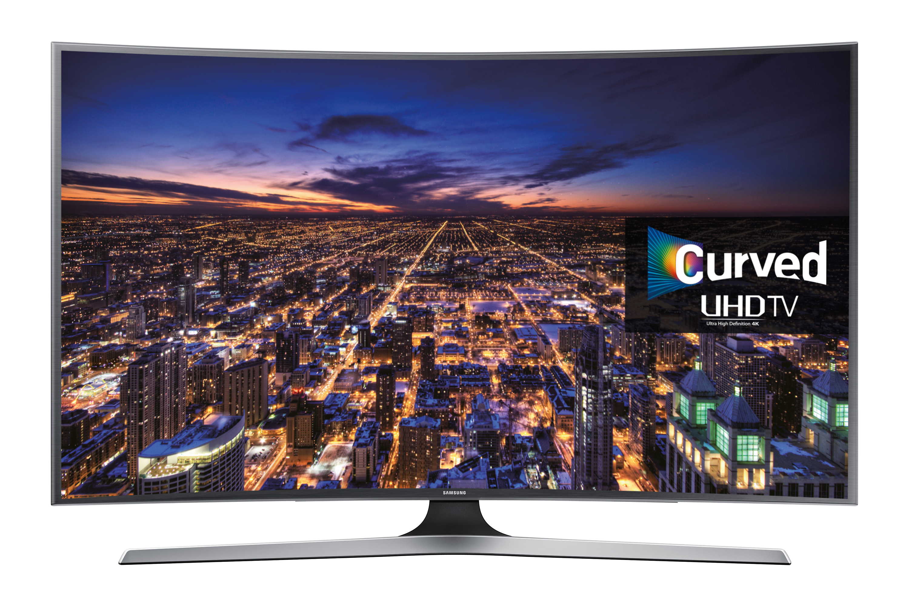 "48"" JU6670 6 Series Curved UHD 4K Smart LED TV"