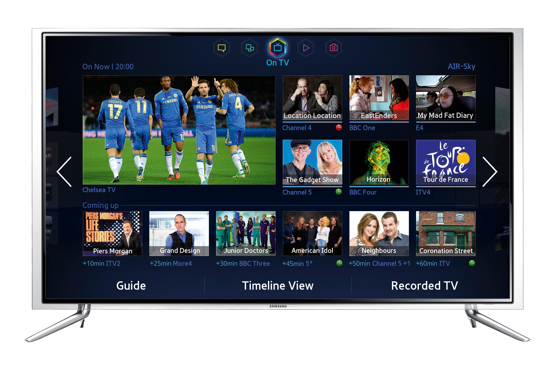 """50"""" F6800 Series 6 Smart 3D Full HD LED TV"""