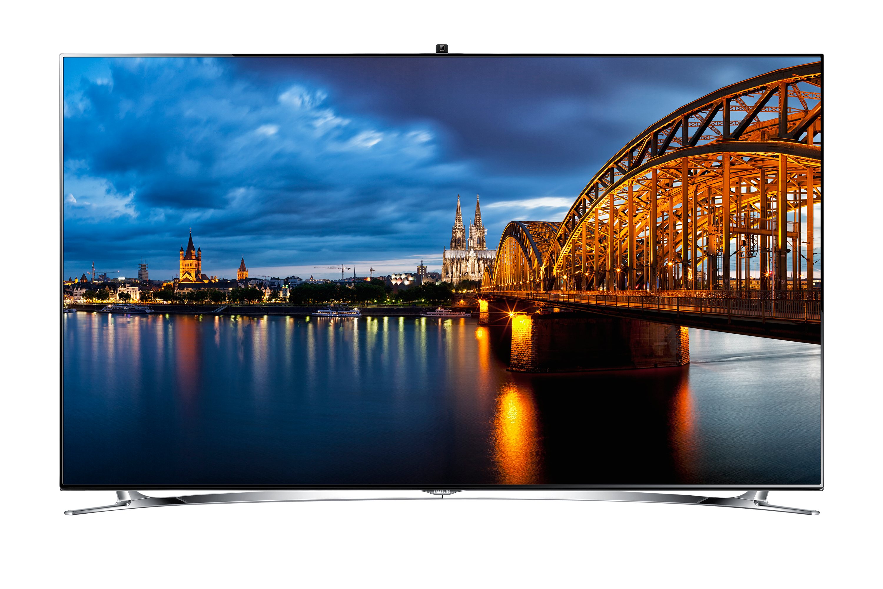 "UE55F8000ST 55"" F8000 Series 8 Smart 3D Full HD LED TV"