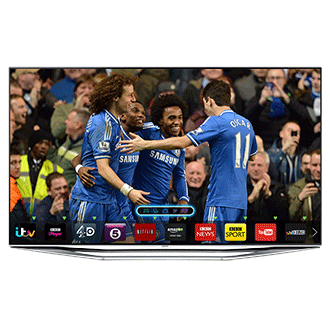 60 H7000 Series 7 Smart 3D Full HD LED TV