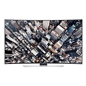 65 HU8500 Curved Smart 3D UHD 4K LED TV