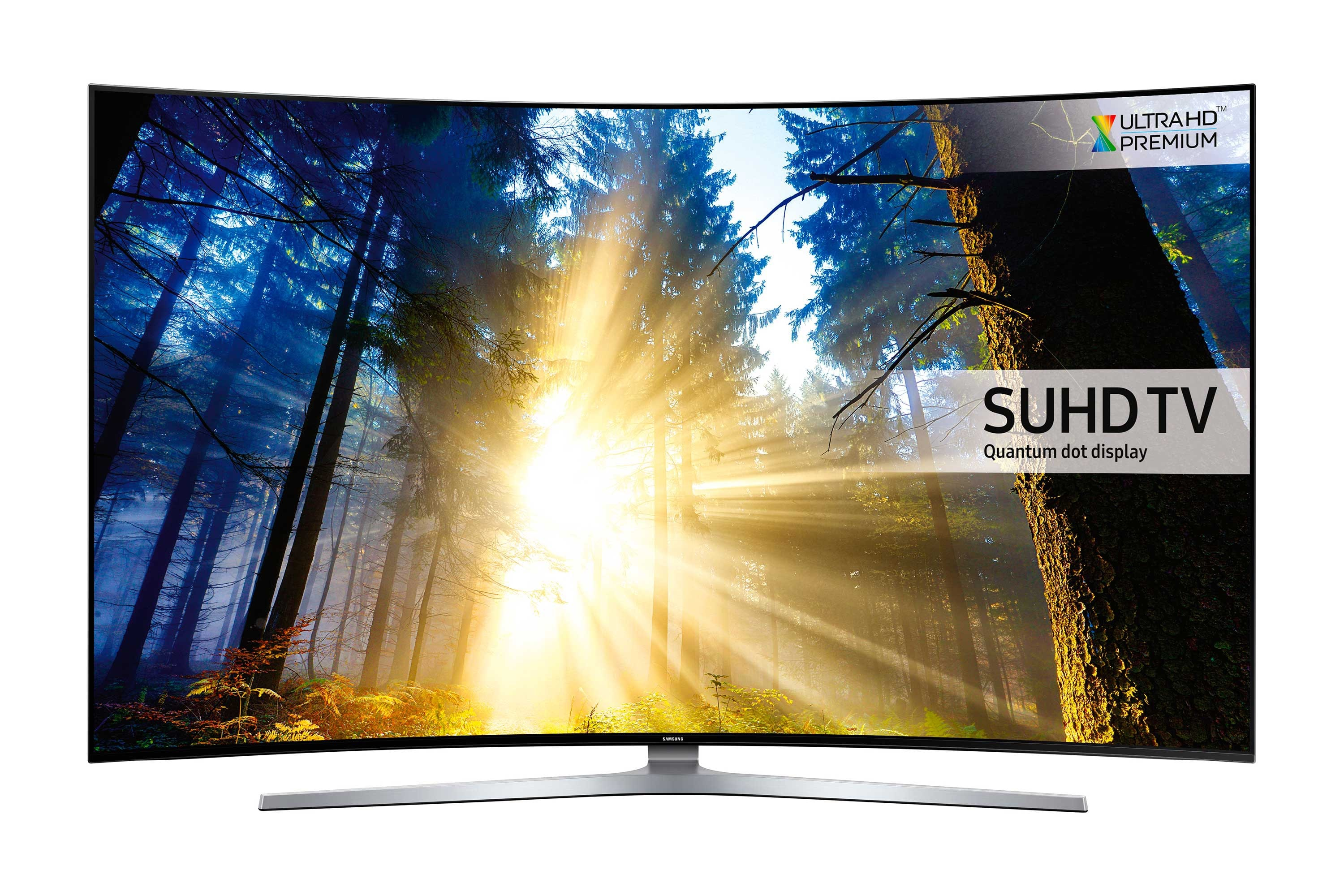 "78"" KS9500 Curved SUHD Quantum Dot Ultra HD Premium HDR 1000 TV"