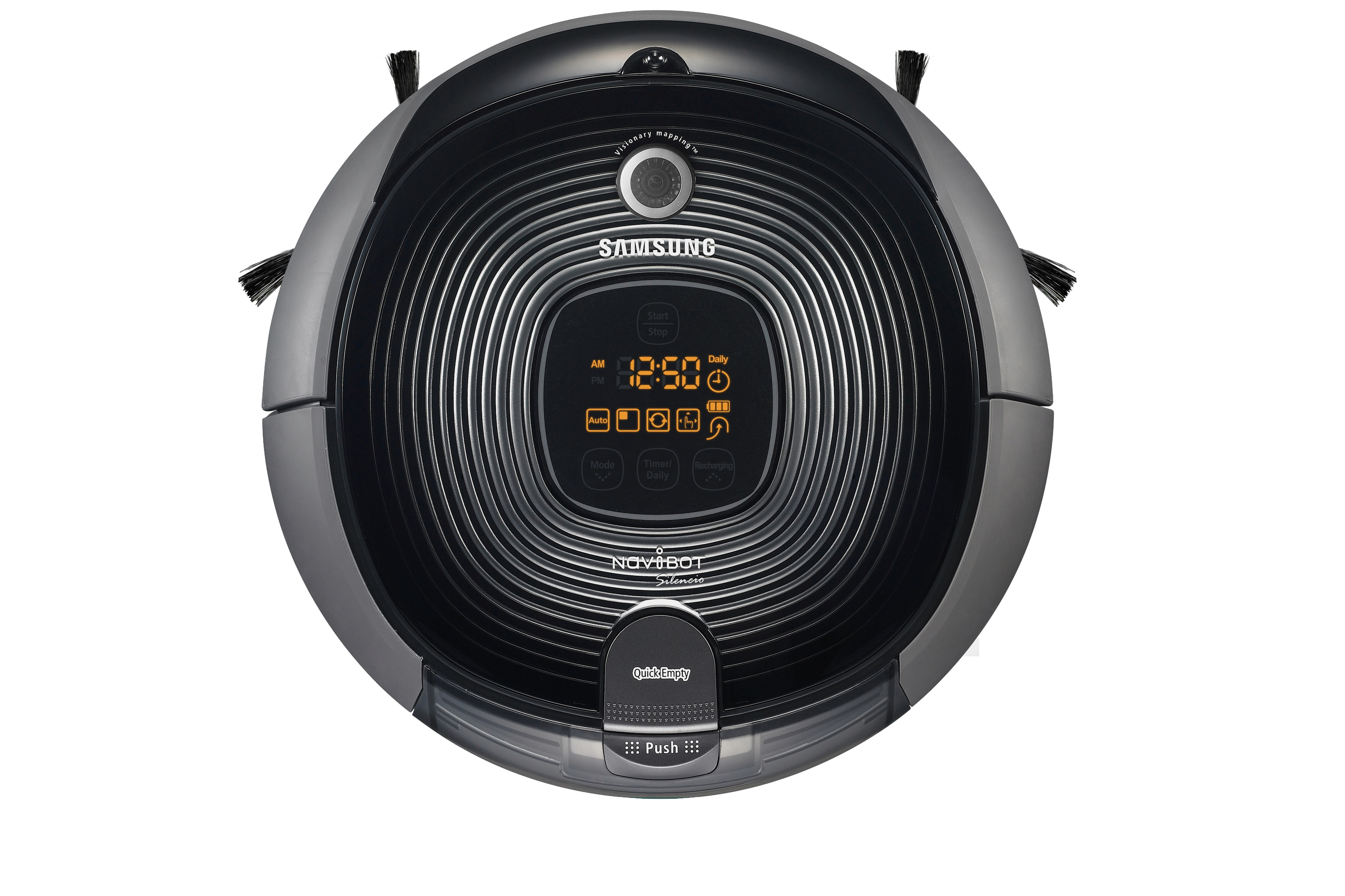 SR8895 NaviBot Silencio Robotic Cleaner