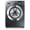 WF70F5E2W2X/EU 7kg 1200rpm ecobubble™ Washing Machine Front2 Gray