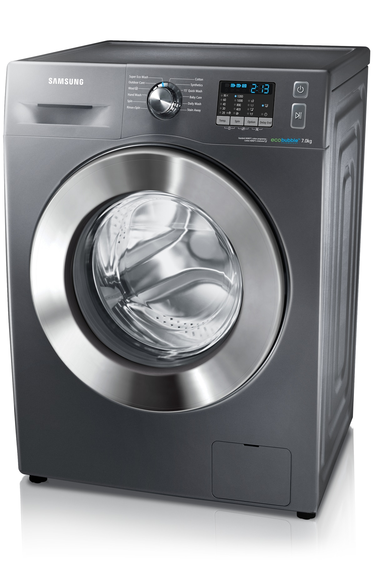 WF70F5E2W2X 7kg 1200rpm ecobubble™ Washing Machine