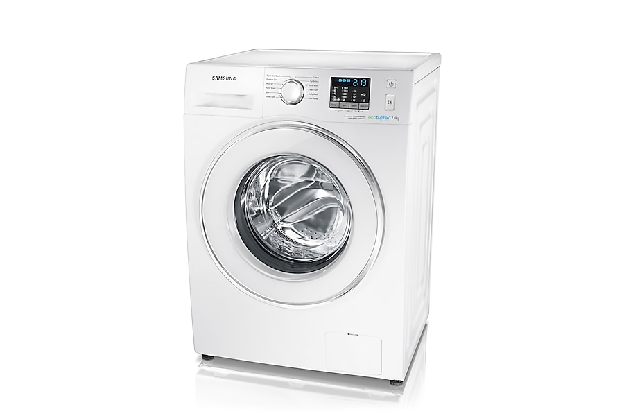 WF70F5E2W4W 7kg 1400rpm ecobubble™ Washing Machine