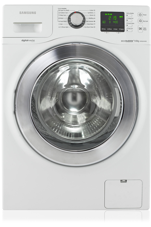 WF906U4SAWQ 1400rpm ecobubble™ Washing Machine