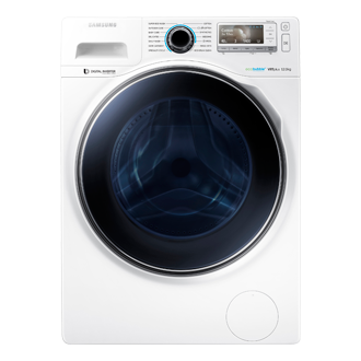 WW8000 Washing Machine with ecobubble, 12 kg