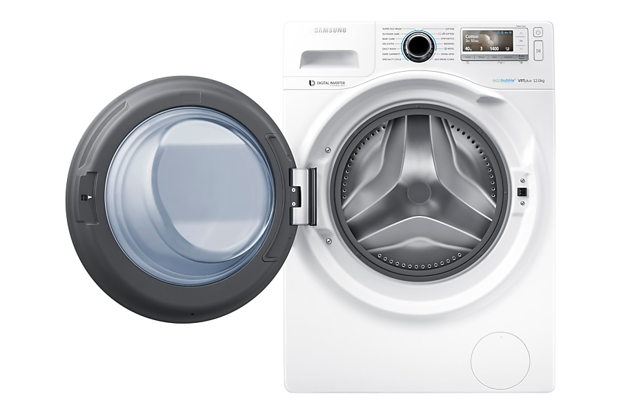 Samsung Ww8000 12kg Ecobubble Washing Machine
