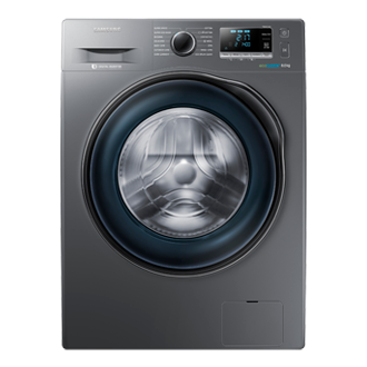WW80J6410CX Front Grey