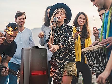 Chế Độ Karaoke