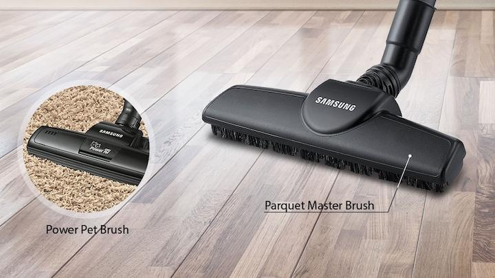 Hút Sạch Mọi Bụi Bẩn