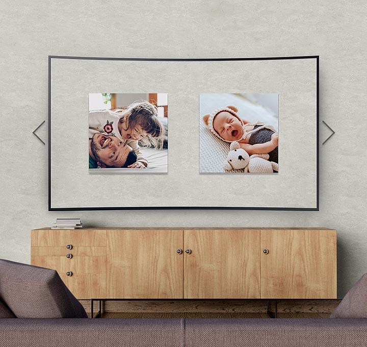 Smart TV Crystal UHD 4K 65 inch TU6900 Kết Nối Bất Tận