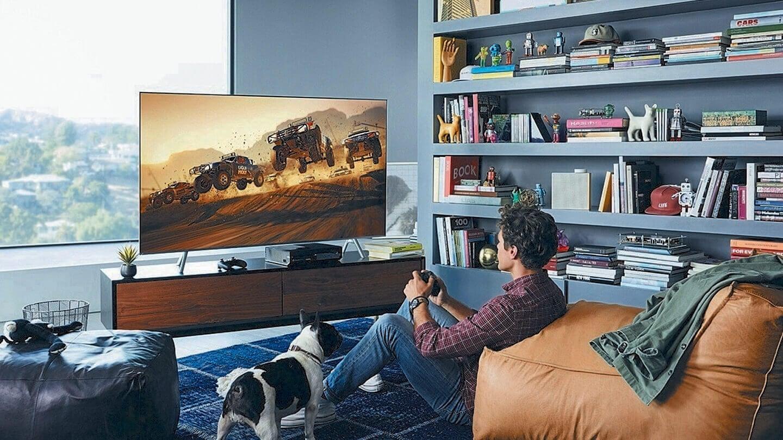Không Chỉ Là TV, Đó Là Màu Cuộc Sống