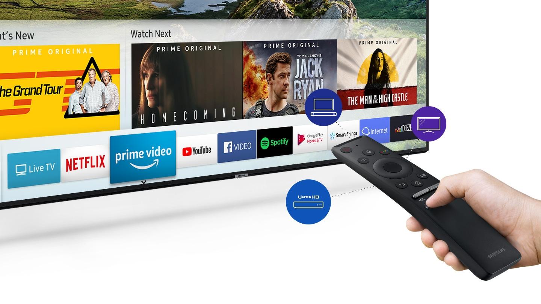 Smart Hub và One Remote