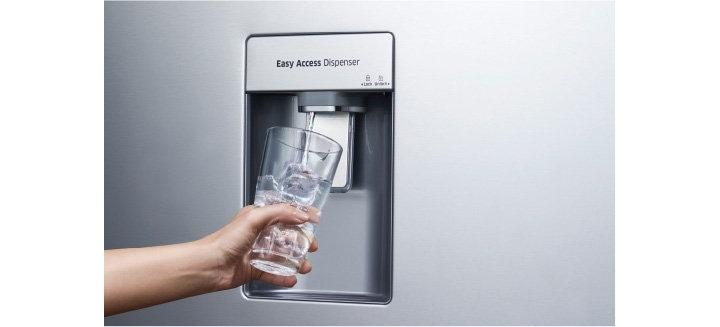 Ngăn Lấy Nước Ngoài