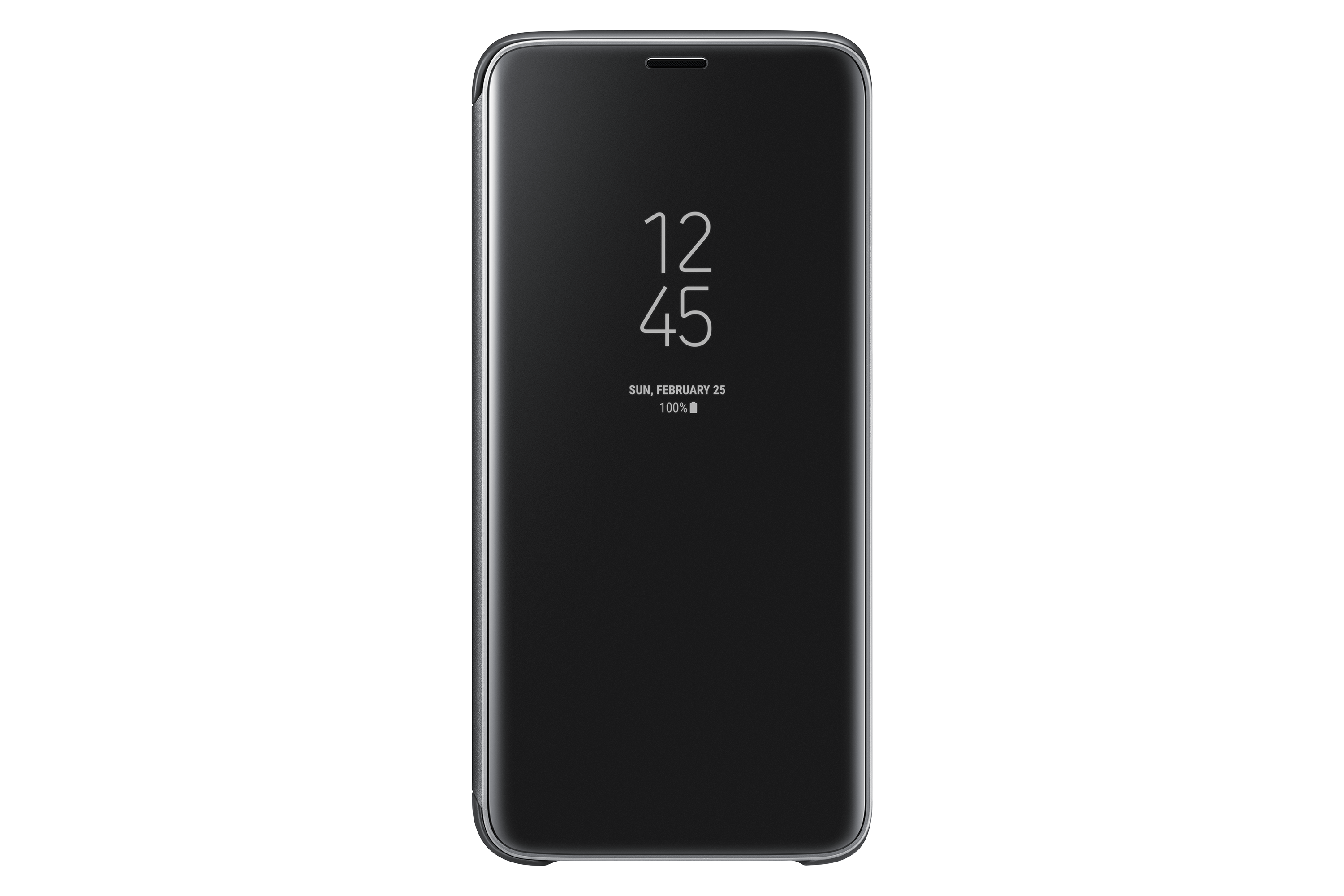 Clear View Standing Cover for Galaxy S9
