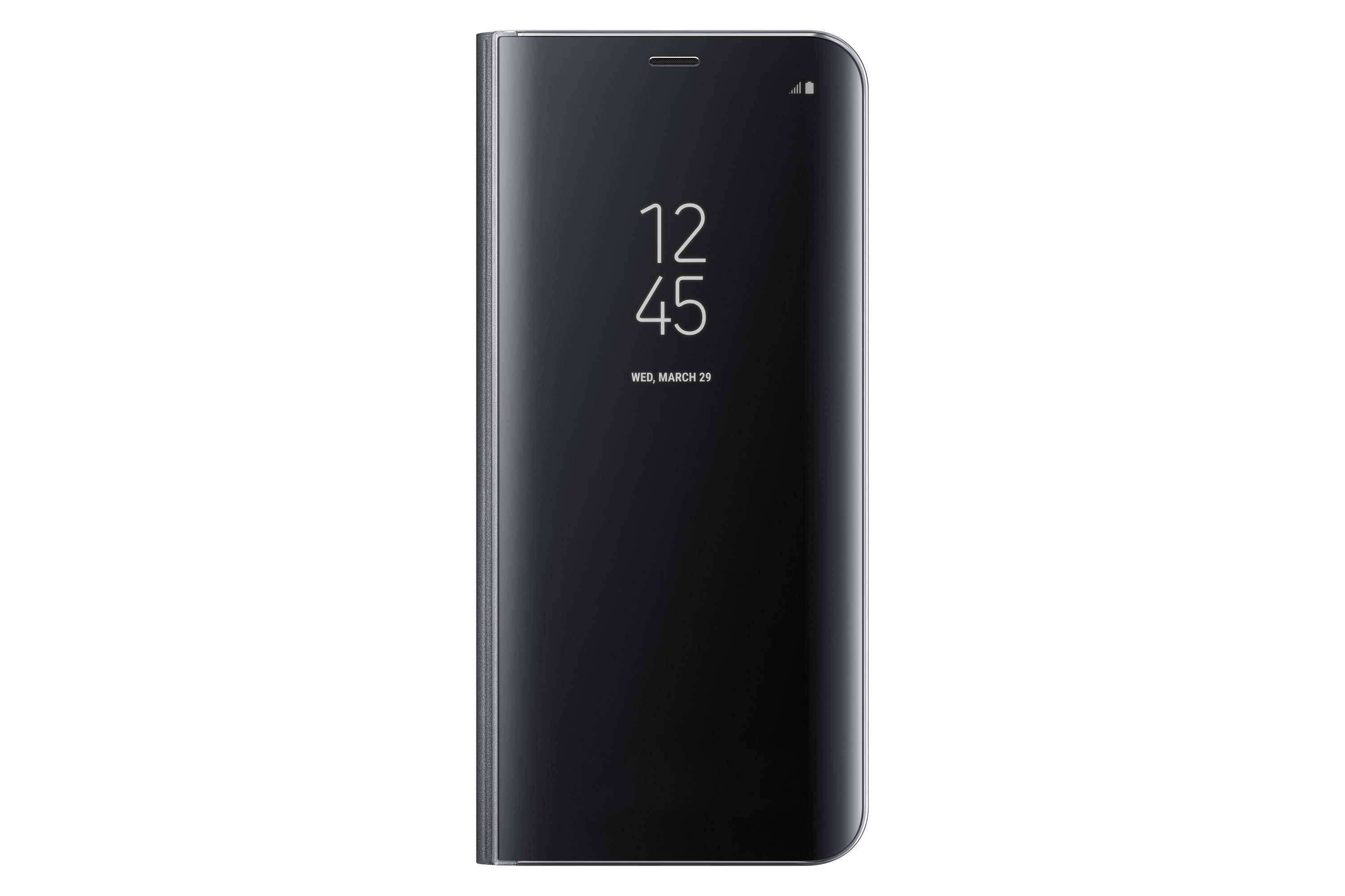 Galaxy S8+ Clear View Standing Cover