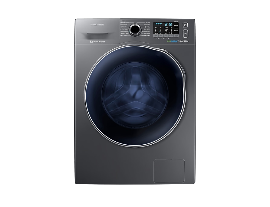 wd5000j combo with eco bubble technology 5 kg. Black Bedroom Furniture Sets. Home Design Ideas