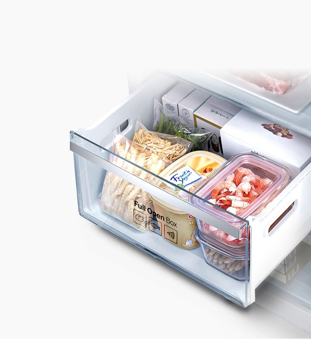 Full Open  Box (Freezer)