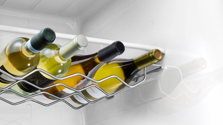 Easy wine storage