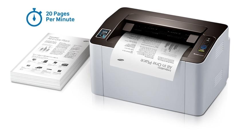 Fast Printing Speed