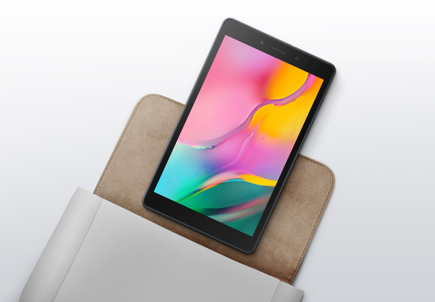 The tablet that goes where you go