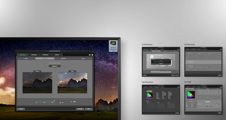 Easy-to-use colour management software for your custom needs