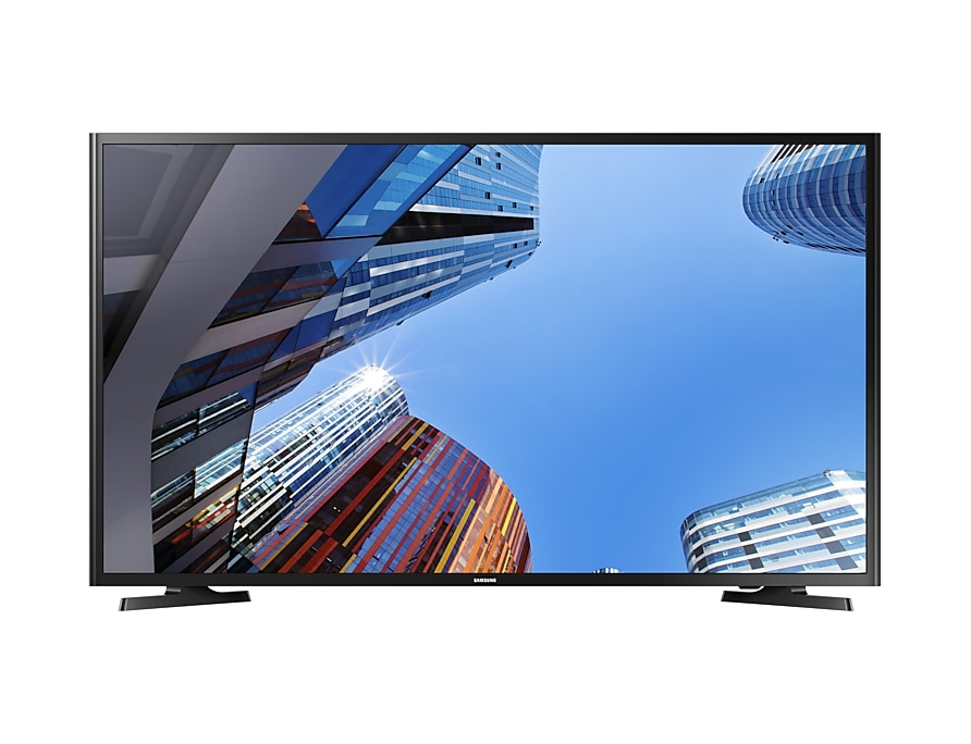 "Samsung 49"" M5000 FHD TV : Front One Black"