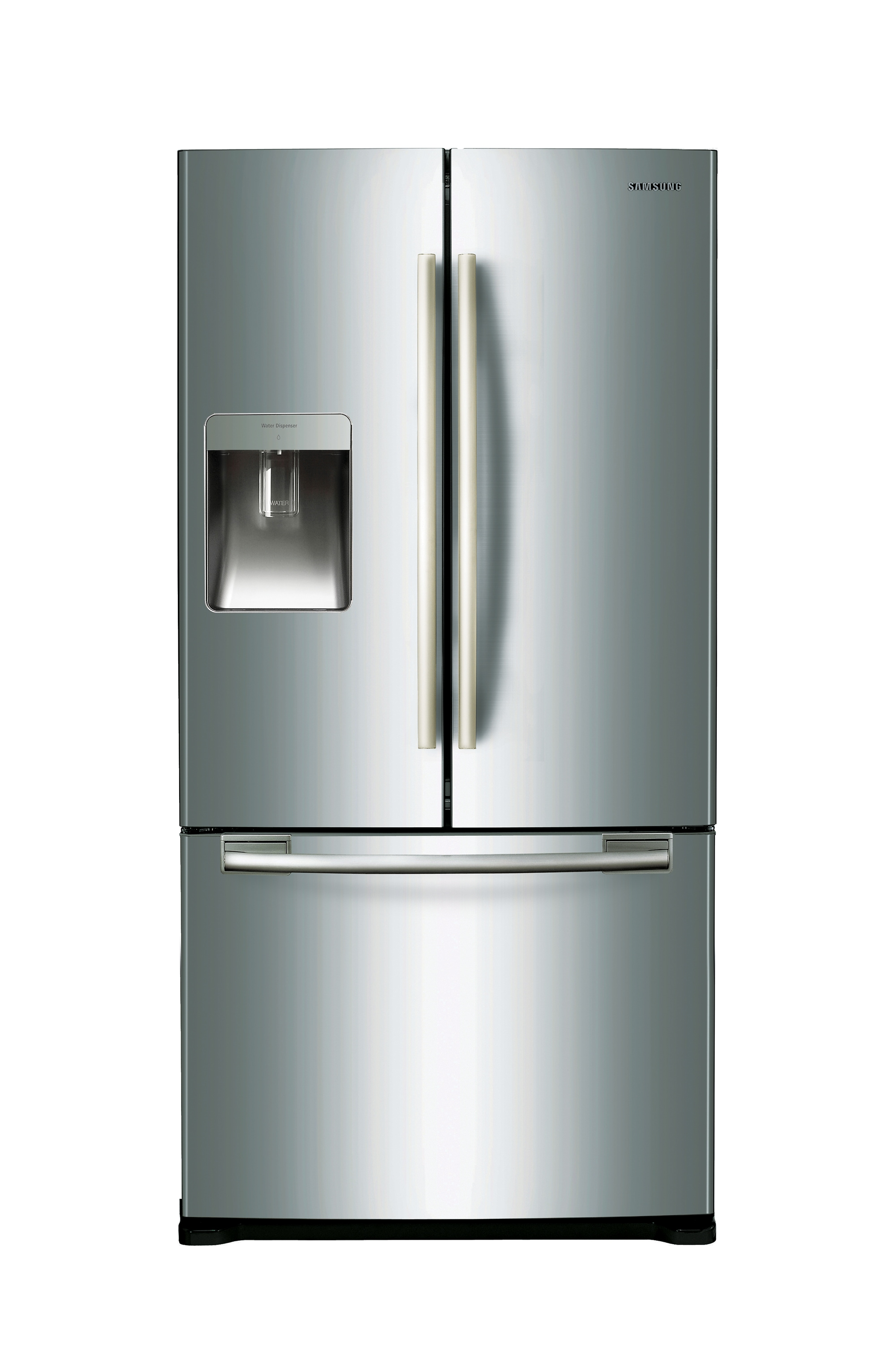 RF67DESL FDR with Sparkling Water Dispenser, 491 L