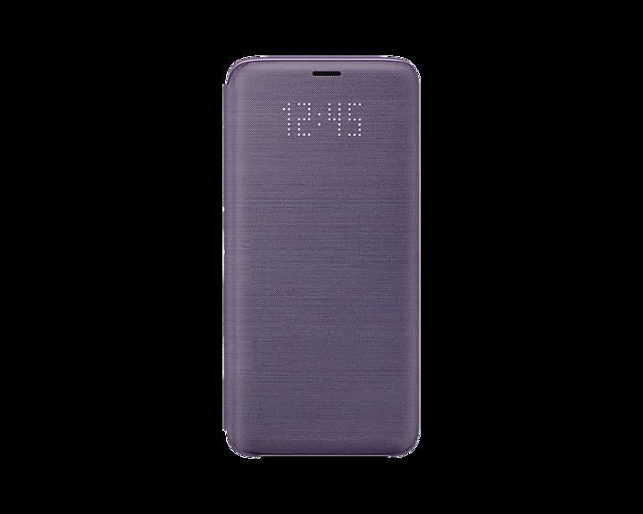 front violet