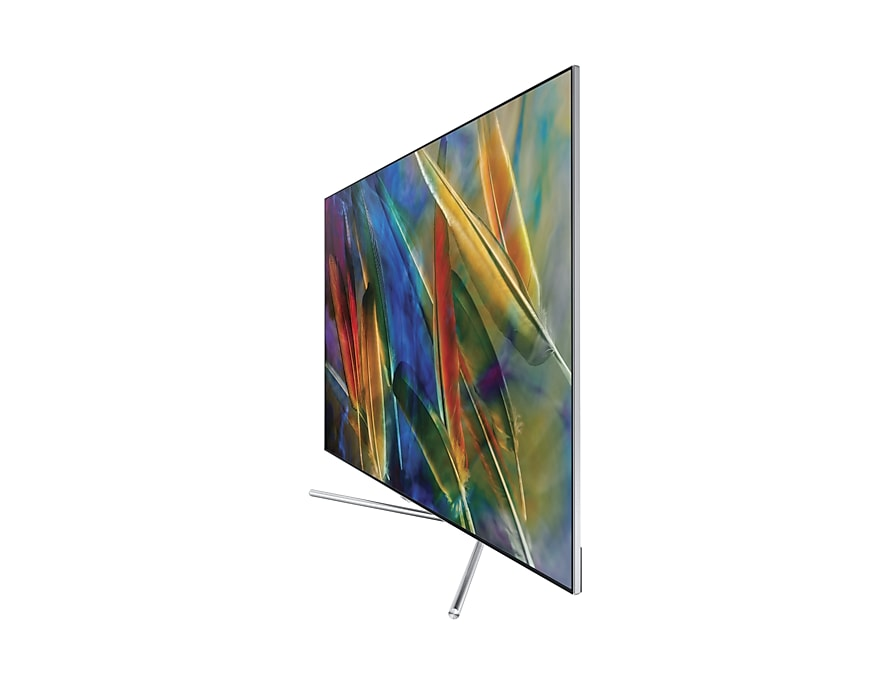 "Samsung 55"" Q7F 4K Smart QLED TV : Dynamic Seven Black"