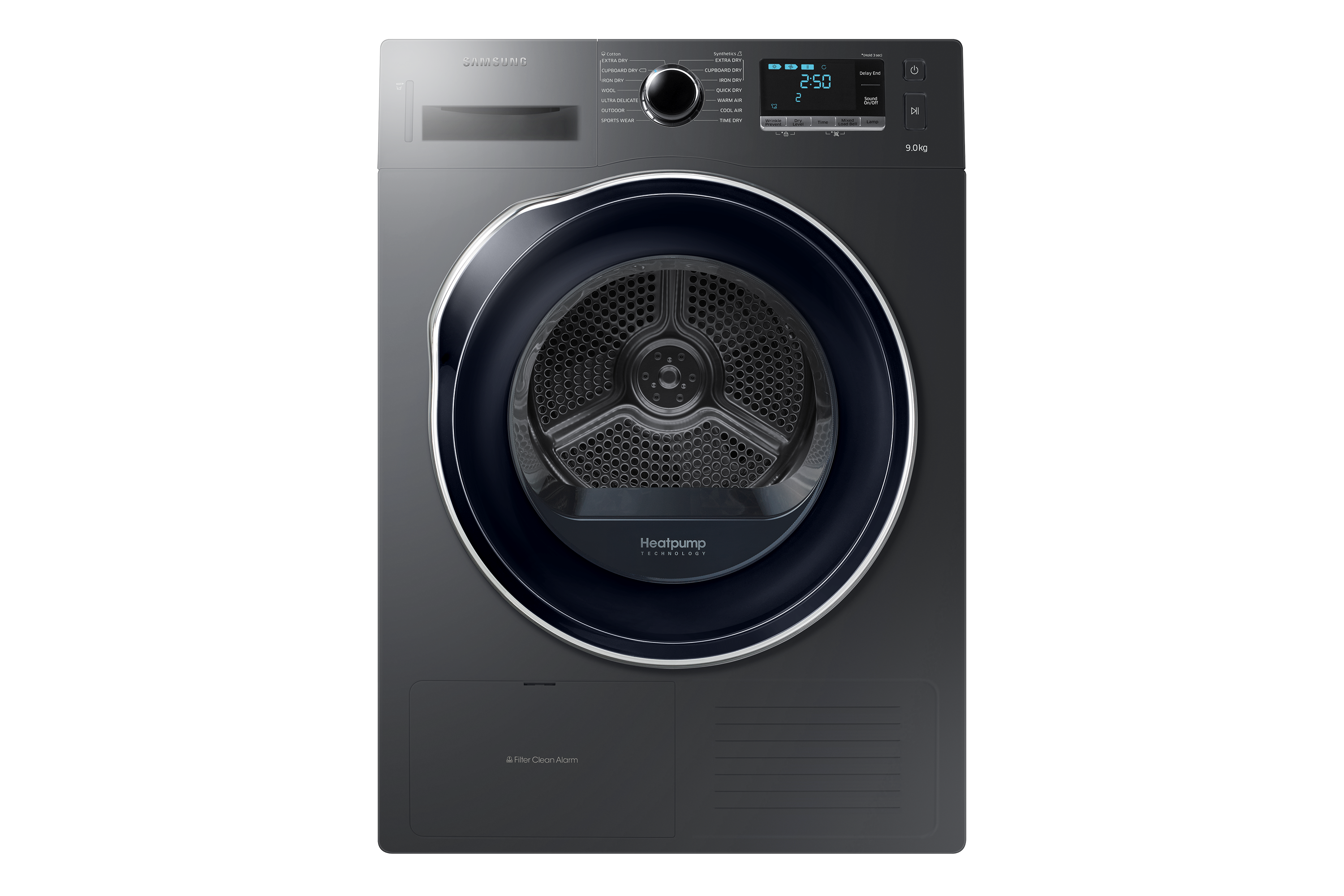 DV6000 Tumble Dryer with Heat Pump Technology, 9 kg