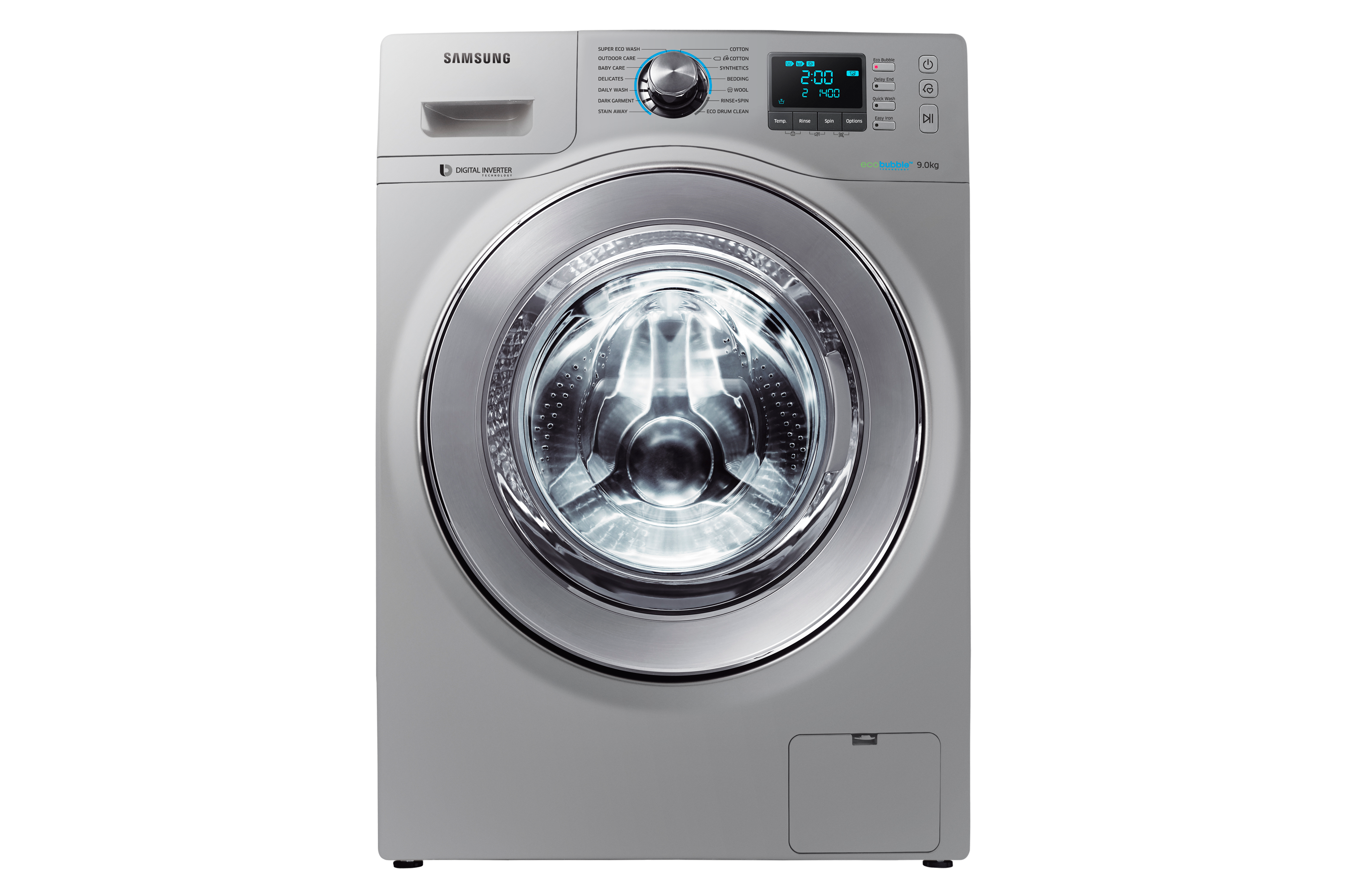 ww5000h washer with eco bubble 9 kg samsung south africa. Black Bedroom Furniture Sets. Home Design Ideas