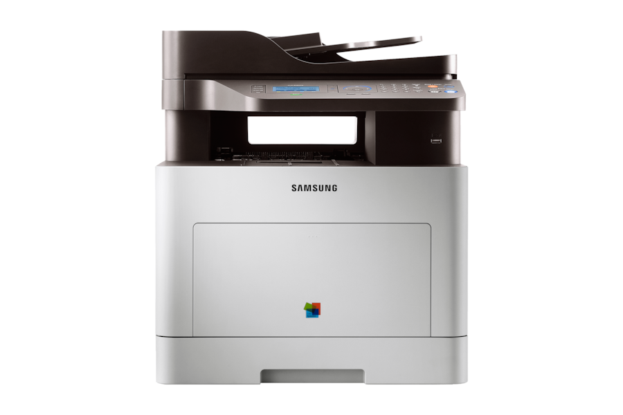 CLX-6260FD Colour Multifunction Printer 6260FD Front Silver