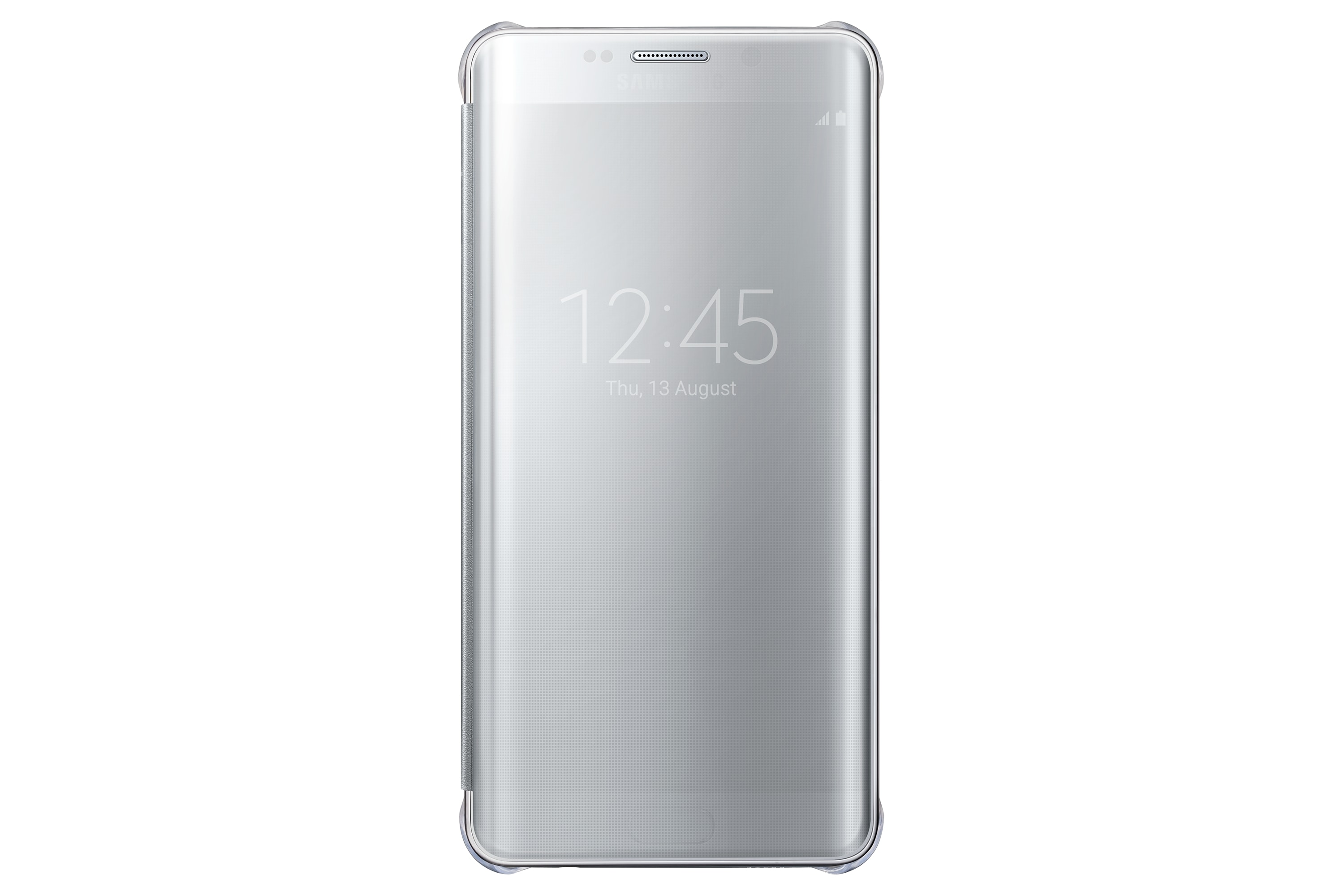 Galaxy S6 edge + Clear View Cover