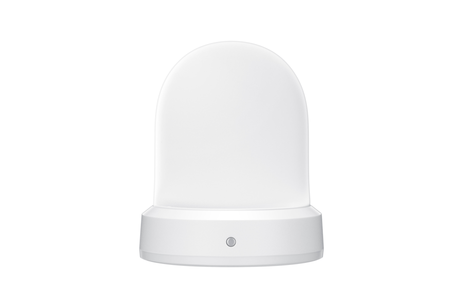 Gear S2 Wireless Charger Dock OR720 Front White