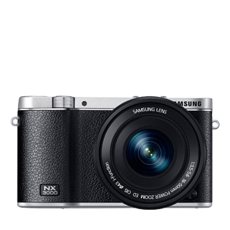 NX3000 Smart Camera NX3000 & 16 - 50mm power zoom lens Kit