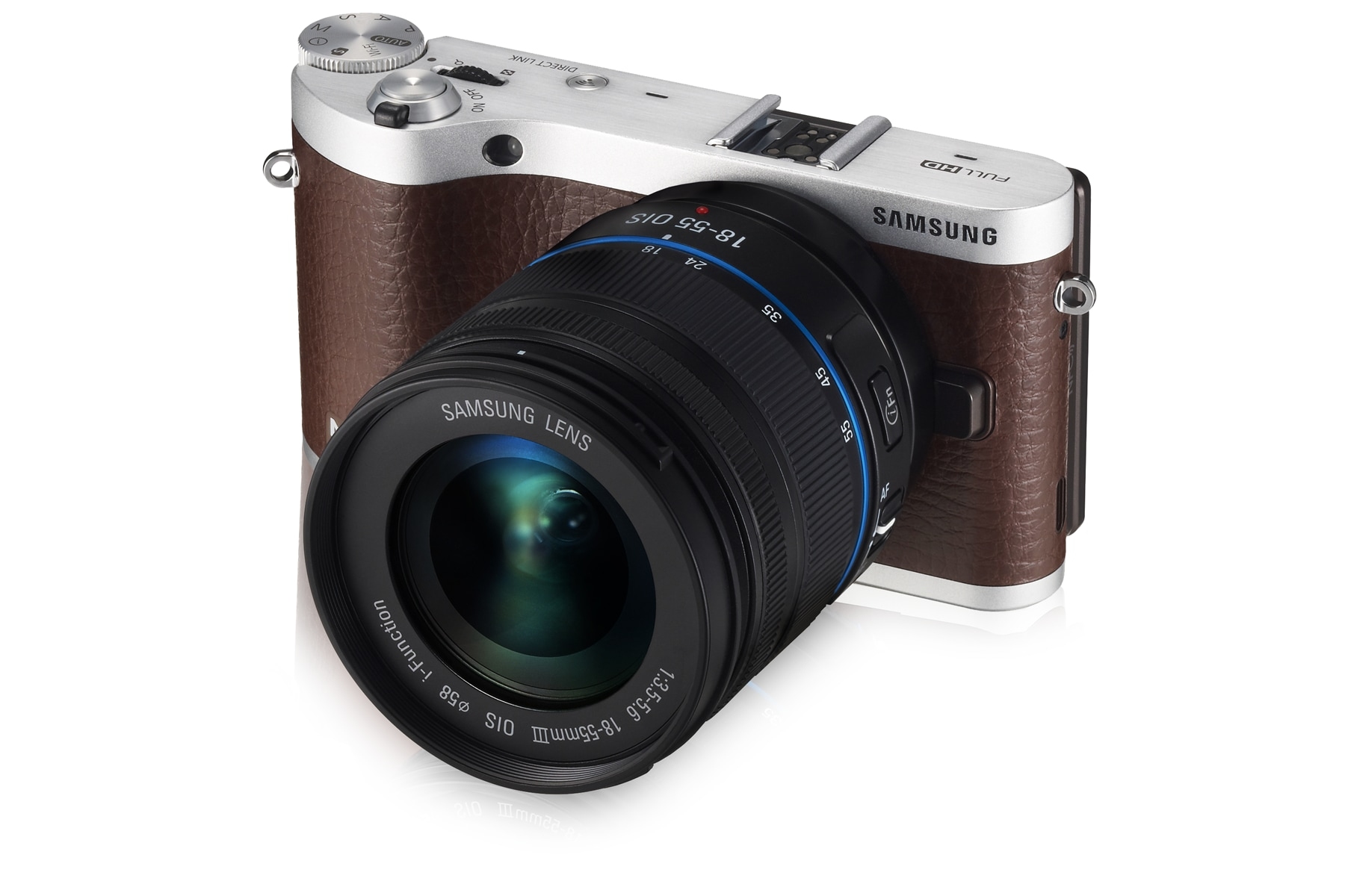 NX300 Right Angle Brown